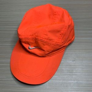 Nike Orange Dri Fit Daybreak Running Hat